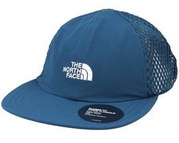 Runner Mesh Monterey Blue Strap Cap  - The North Face