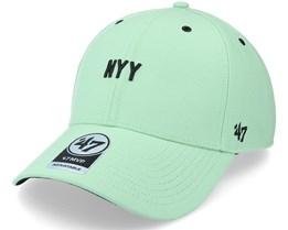 New York Yankees Aerial Script Mvp Hemlock Adjustable - 47 Brand