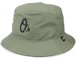Baltimore Orioles Grid Lock Canopy Bucket - 47 Brand