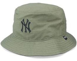 New York Yankees Grid Lock Canopy Bucket - 47 Brand