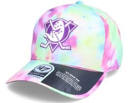 Anaheim Ducks Tie Dye Mvp Dp Multi Adjustable - 47 Brand