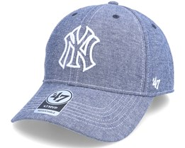 New York Yankees Emery Mvp Navy Adjustable - 47 Brand