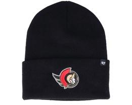 Ottawa Senators Haymaker Black Cuff - 47 Brand