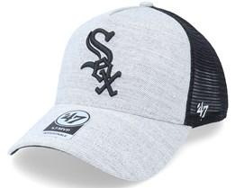 Chicago White Sox Storm Cloud Mesh Mvp Dt Charcoal/Black Trucker - 47 Brand