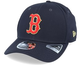 Hatstore Exclusive x Boston Red Sox Champions Stretch-Snap - New Era
