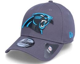 Carolina Panthers NFL Team 39Thirty Dark Grey Flexfit - New Era