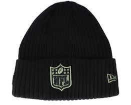 Salute To Service NFL 20 Knit Black Cuff - New Era