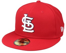 St. Louis CardinalsAuthentic On-Field59Fifty Red Fitted - New Era