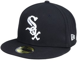 Chicago White Sox Authentic On-Field 59Fifty Black Fitted - New Era