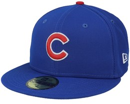 Chicago Cubs Authentic On-Field 59Fifty Blue Fitted - New Era