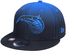 Orlando Magic 9FIFTY NBA20 Back Half Black/Blue Snapback - New Era