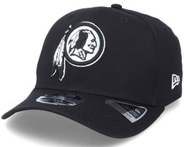 Washington Football Team Essential 9Fifty Stretch Black Adjustable - New Era