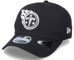 Hatstore Exclusive x Tennessee Titans Essential 9Fifty Stretch Black Adjustable - New Era
