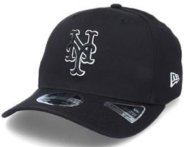 Hatstore Exclusive x New York Mets Exclusive Essential 950 Stretch Snap Nem Blk - New Era
