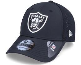 Las Vegas Raiders Team Arch 9Forty Black Adjustable - New Era