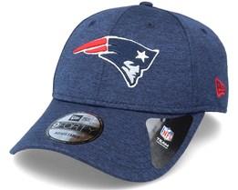 New England Patriots Shadow Tech 9Forty Navy Adjustable - New Era