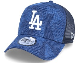 Los Angeles Dodgers Engin Fit 2 9Forty Blue Trucker - New Era
