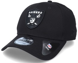 Las Vegas Raiders Black Base 9Forty La Black Adjustable - New Era