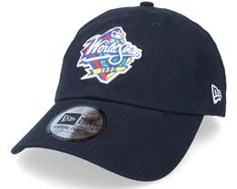 New York Yankees World Series 9Twenty Navy Dad Cap - New Era