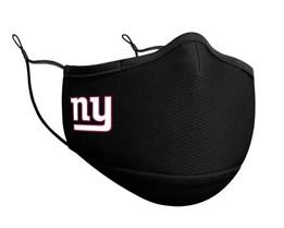New York Giants 1-Pack Black Face Mask - New Era
