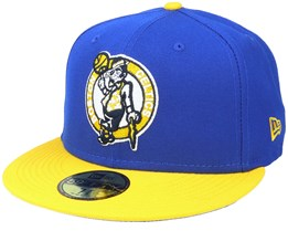 Boston Celtics 59Fifty All-Star Game Colorpack Blue/Yellow Snapback - New Era