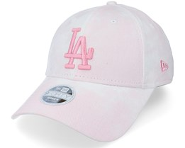 Los Angeles Dodgers Womens Denim Colour 9FORTY Blossom Adjustable - New Era
