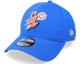 Minor League Patch 9FORTY Royal Adjustable - New Era