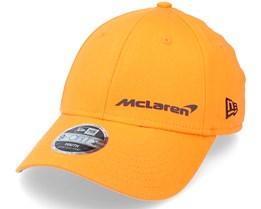 Kids McLaren Essentials 9Forty Orange Adjustable - New Era