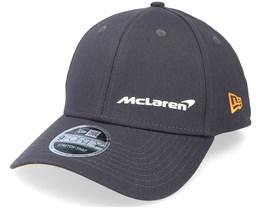 McLaren Essentials 9Forty Grey Adjustable - New Era