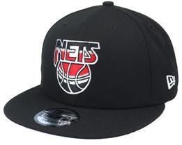 Brooklyn Nets 9Fifty 2021 Black Snapback - New Era
