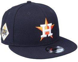 Houston Astros 9Fifty MLB Paisley Undervisor Navy Snapback - New Era
