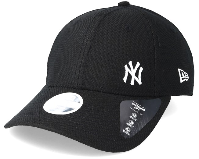 f393d00d856 New York Yankees 9Forty Women Diamond Black Adjustable - New Era caps -  Hatstoreworld.com
