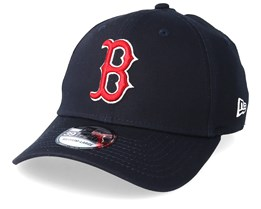 9570e96b066 Boston Red Sox 39Thirty Basic Navy Red Flexfit - New Era