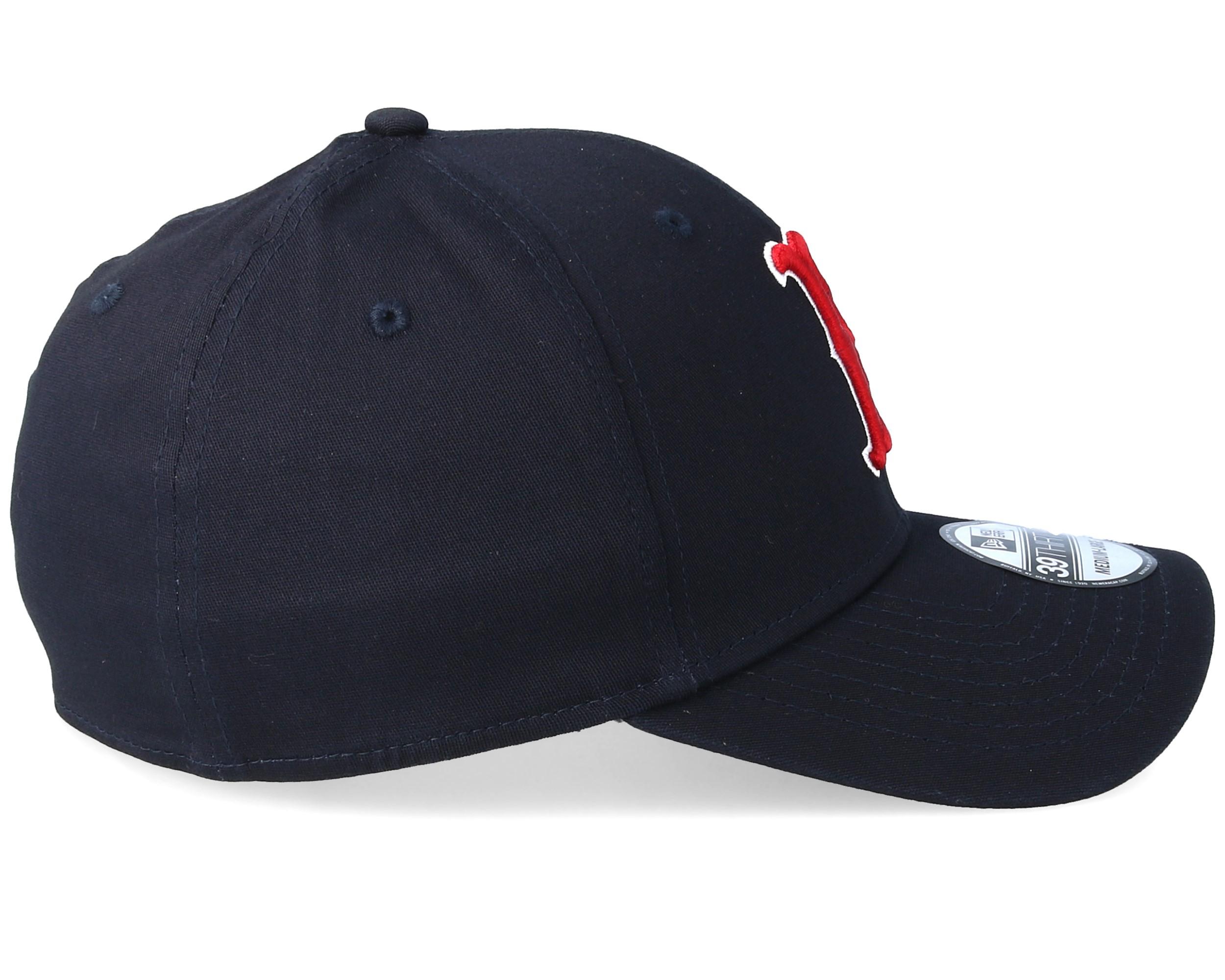 998c0c43 Boston Red Sox Team Basic Navy 39Thirty Flexfit - New Era caps ...