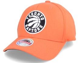 Toronto Raptors Orange 110 Adjustable - Mitchell & Ness