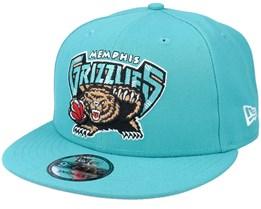 Memphis Grizzlies Memgrihcn Teal 9Fifty Snapback - New Era