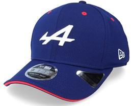 Alpine F1 Team Dash 9Fifty SS Dry Blue Adjustable - New Era