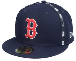 Hatstore Exclusive x Boston Red Sox Inside Out 59FIFTY - New Era