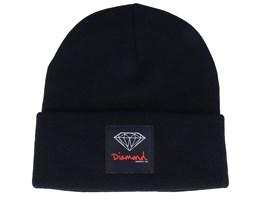 Sign Black Cuff - Diamond