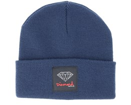 Sign Navy Beanie - Diamond