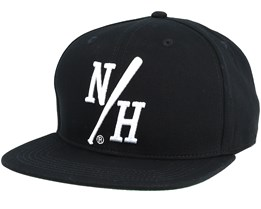 Batter Black Snapback - Northern Hooligans