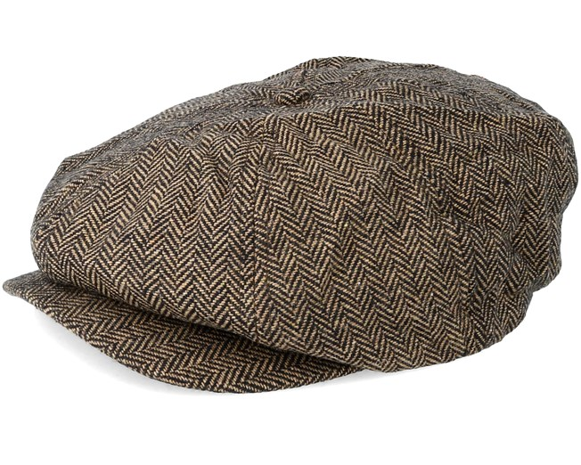 bcb474e31eb Tucson Brown Flat Cap - Dickies caps