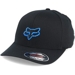 Fox Legacy Black Blue Flexfit - Fox £17.99 £19.99 304e70a857e