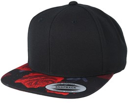 Yupoong - Rose Red Snapback
