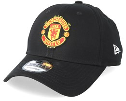 Manchester United Basic Black 940 Adjustable - New Era