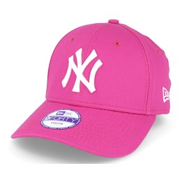 e6d952ced8c New Era Kids NY Yankees Basic Hot Pink 940 Adjustable - New Era 441 Kč 490  Kč