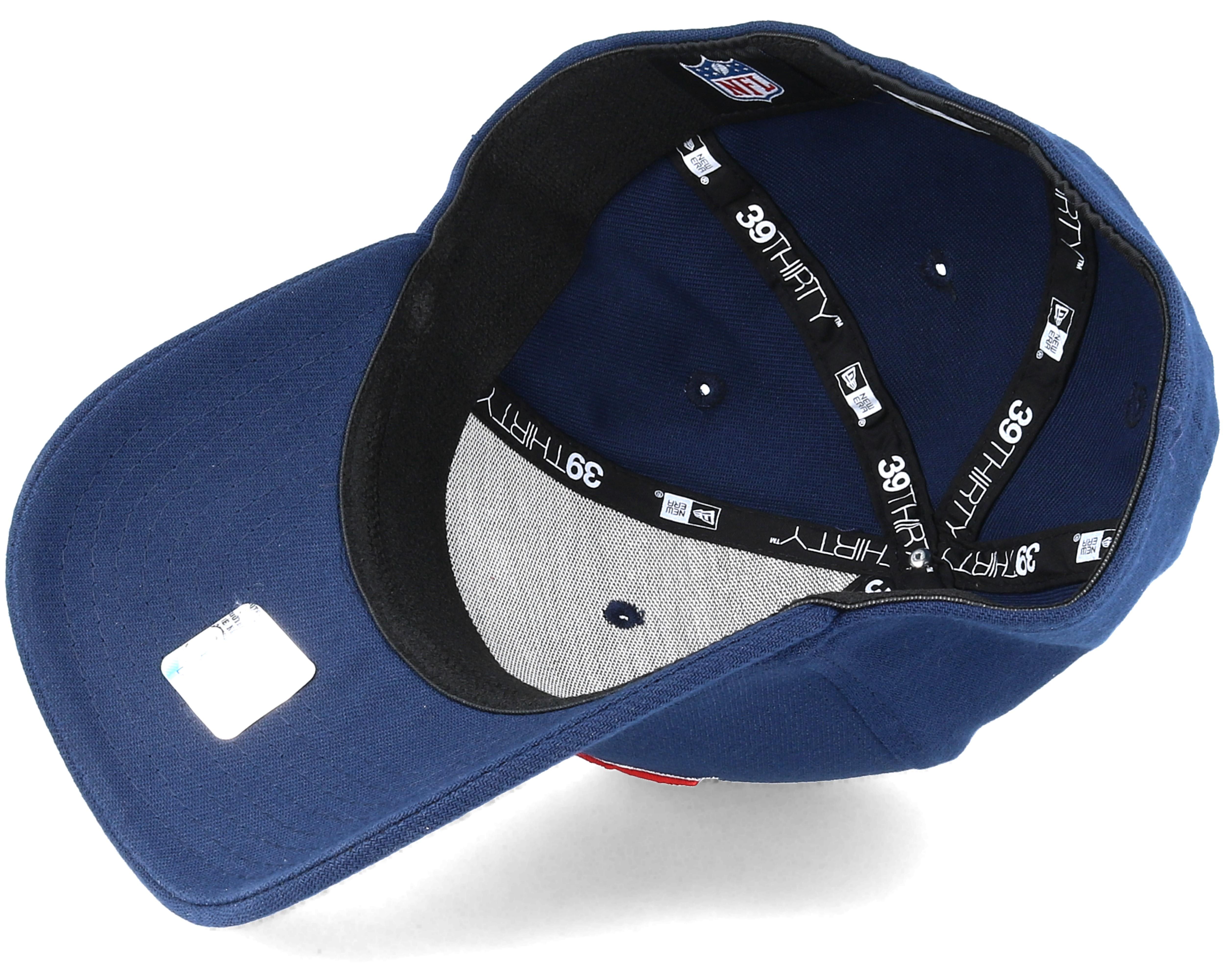 204595d3c New England Patriots NFL Basic 39Thirty Flexfit - New Era caps ...