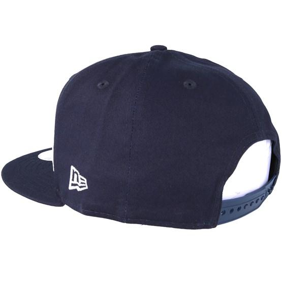 NY Yankees MLB Flawless Navy 9Fifty Snapback - New Era caps ... 1944b137100e