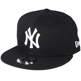 New Era NY Yankees Black White 9Fifty Snapback - New Era £34.99 0ea2096429b9
