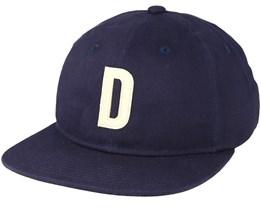 0f748706125 Clarksburg Dark Navy Snapback - Dickies